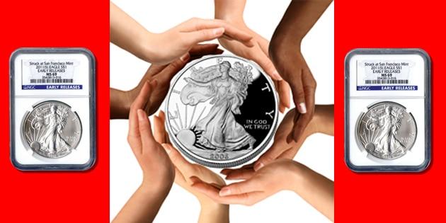 Numismatic Coins Versus Bullion Coins