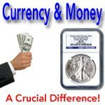 What Is The Difference Between Currency And Money?